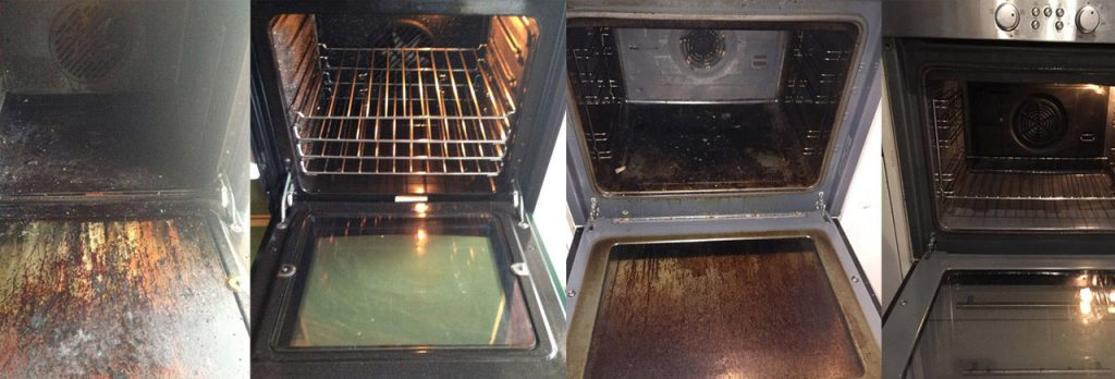 Precision Oven Cleaning
